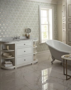 Luxurious Classical Bathroom